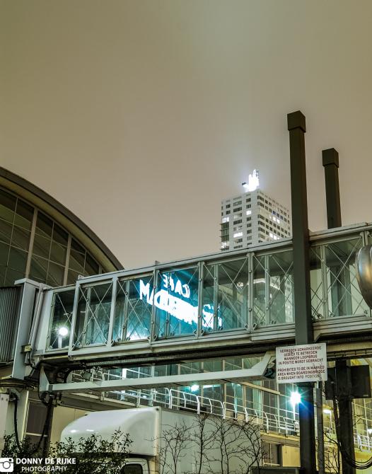 Wilhelminapier cruise terminal rotterdam