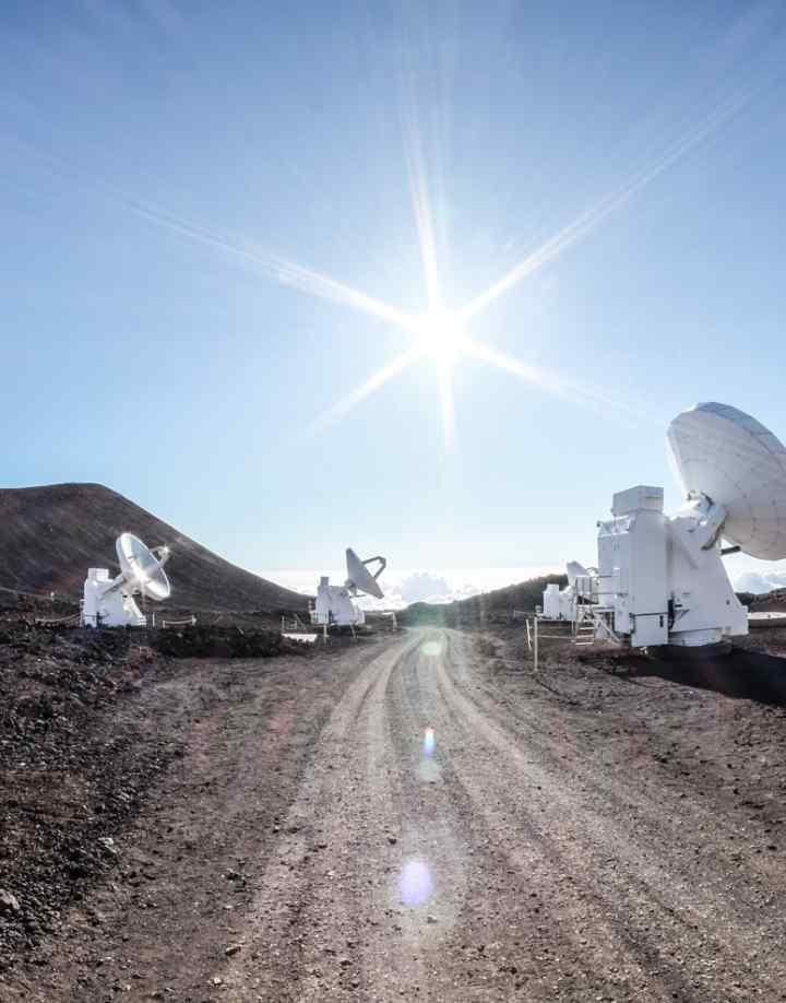 Mauna Kea Radio Observatory