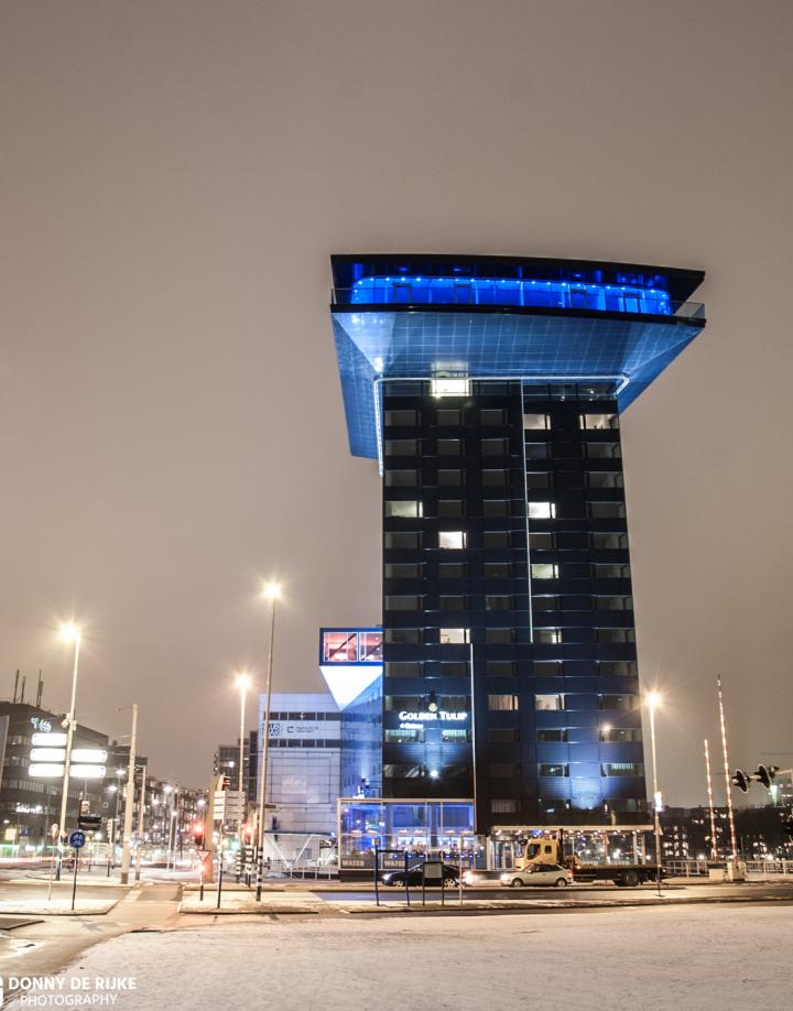 Rotterdam hotel maasoever
